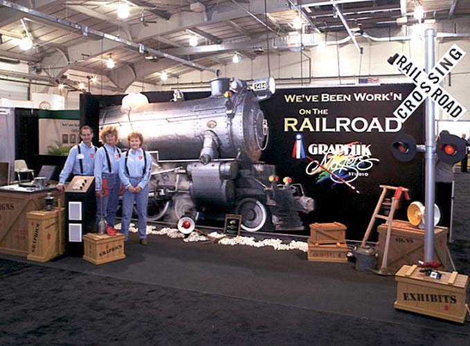 Railroad Exhibit