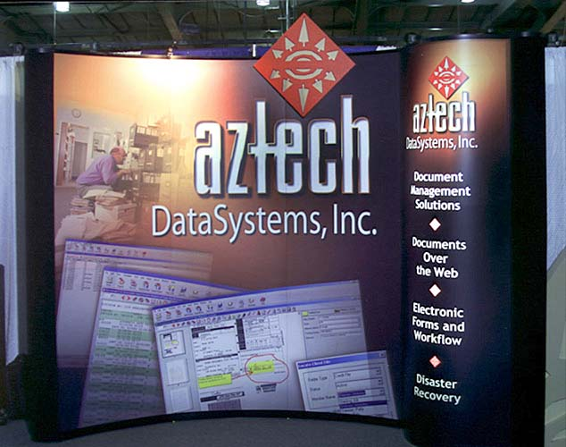 Aztech Business Trade Show