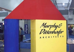 Murphy and Dittenhafer Architect Trade Show