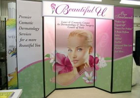 Laser and Cosmetic Center of York Exhibit